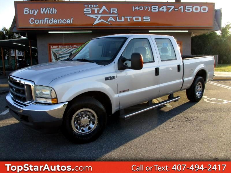 2004 Ford F-250 SD XLT 2WD