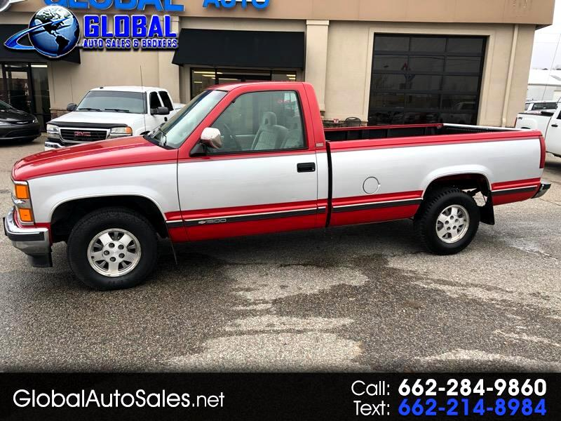 1994 Chevrolet C/K 1500 Reg. Cab W/T 6.5-ft. bed 2WD