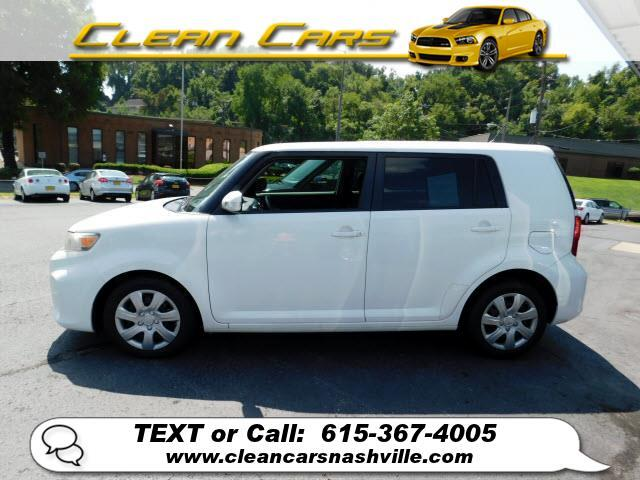 2012 Scion xB 5dr Wgn Man (Natl)