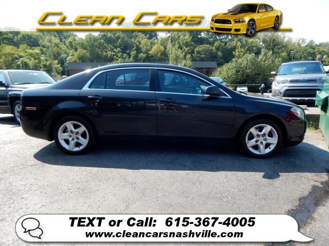 2011 Chevrolet Malibu 4dr Sdn LS w/1FL