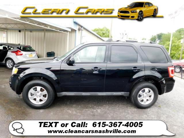 Ford Escape FWD 4dr Limited 2012