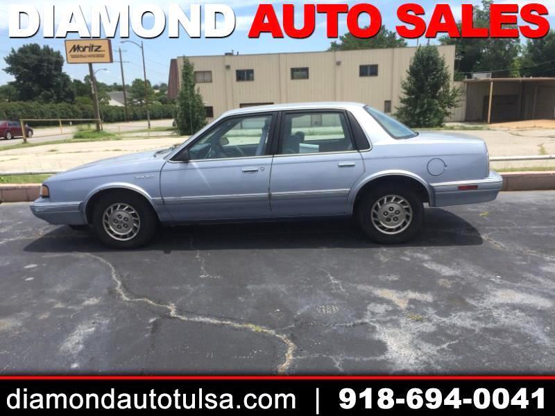 1994 Oldsmobile Cutlass Ciera S sedan