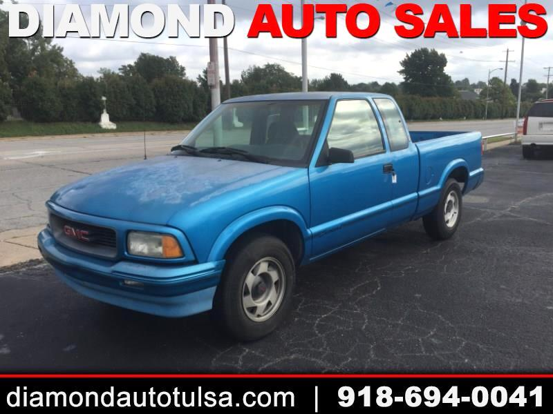 1995 GMC Sonoma Club Coupe 2WD