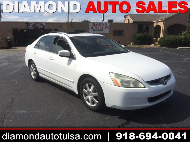 Honda Accord EX V-6 Sedan AT with XM Radio 2005