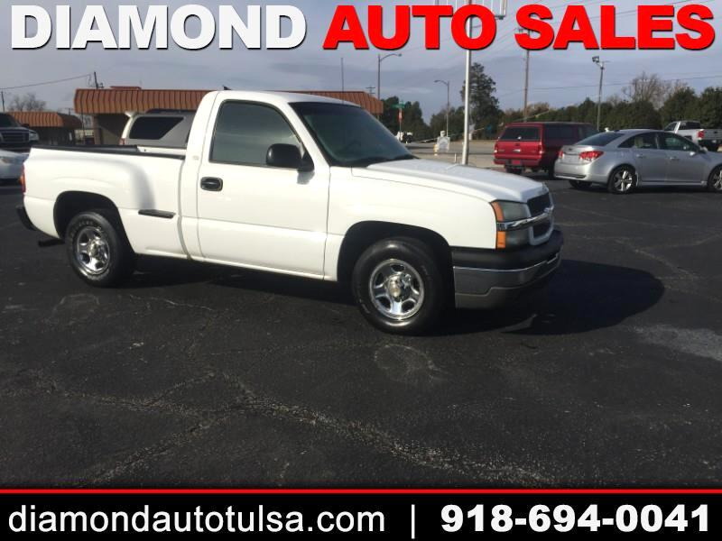 Chevrolet Silverado 1500 LS Short Bed 2WD 2003