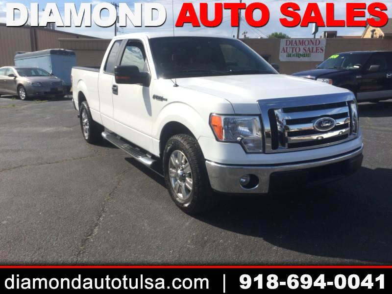 Ford F-150 Lariat SuperCab 6.5-ft. Bed 2WD 2009