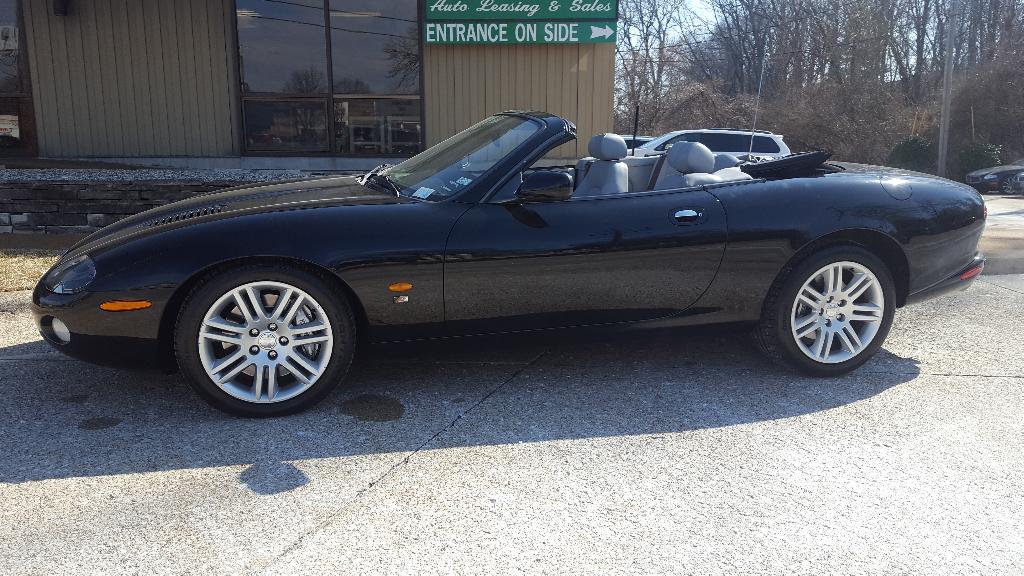 2004 Jaguar XKR XKR Convertible