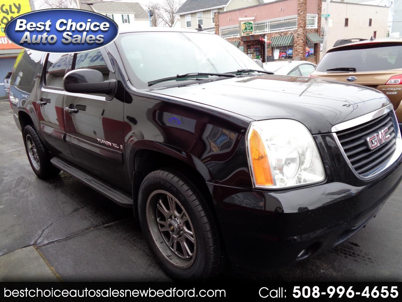 GMC Yukon XL SLT-2 1/2 Ton 4WD 2007