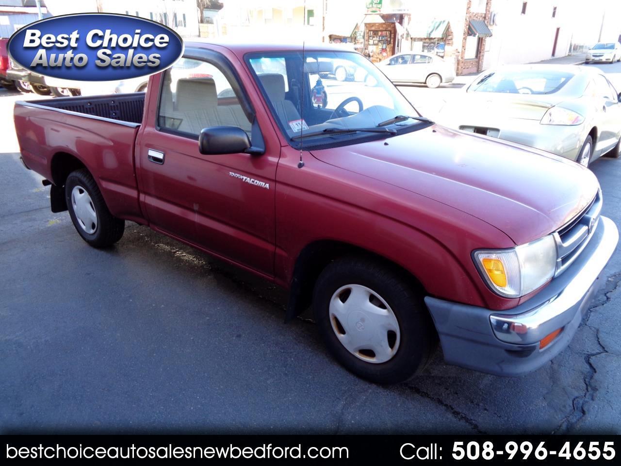 Toyota Tacoma Regular Cab 2WD 1999
