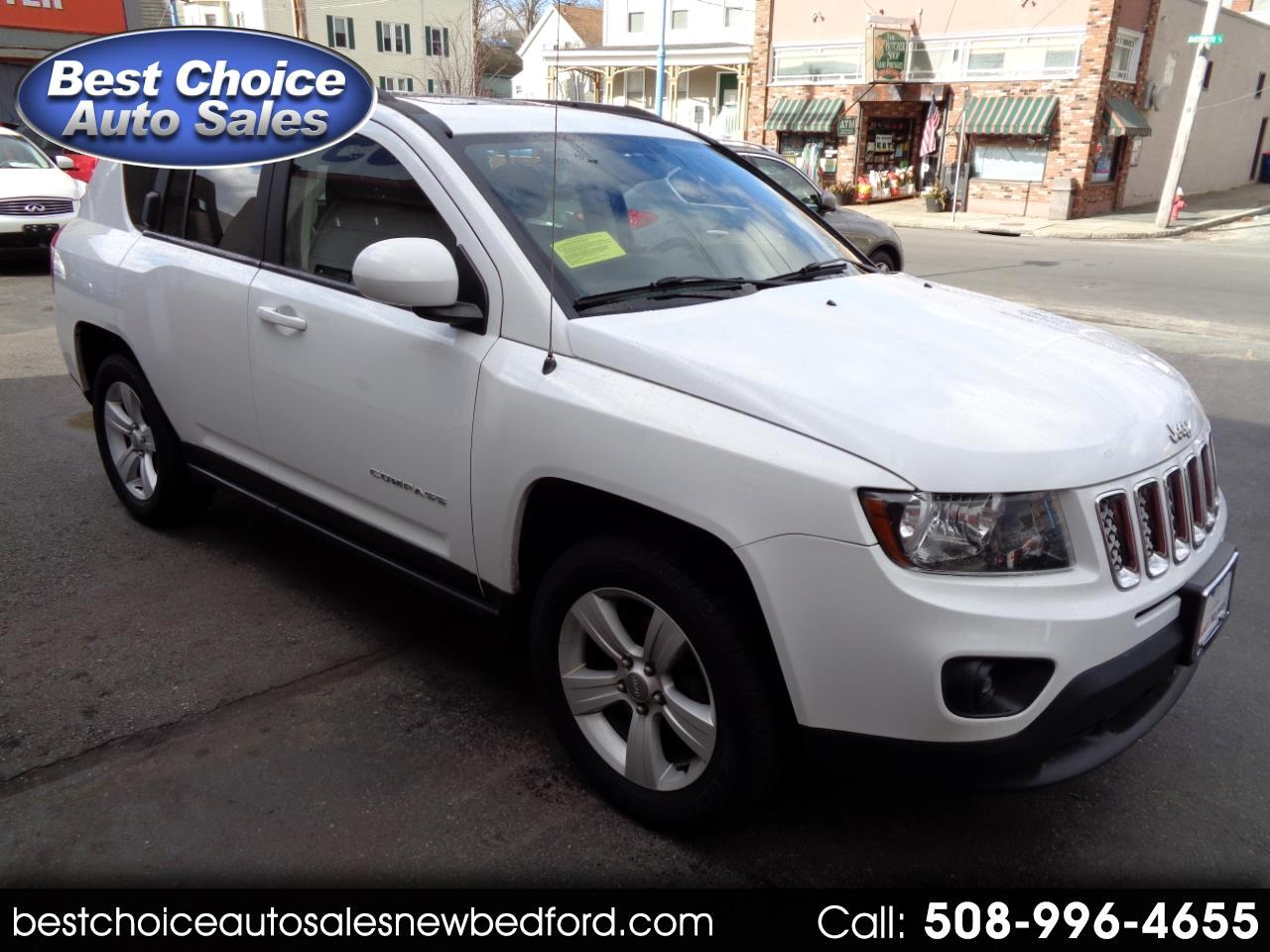 Jeep Compass Latitude 4WD 2014