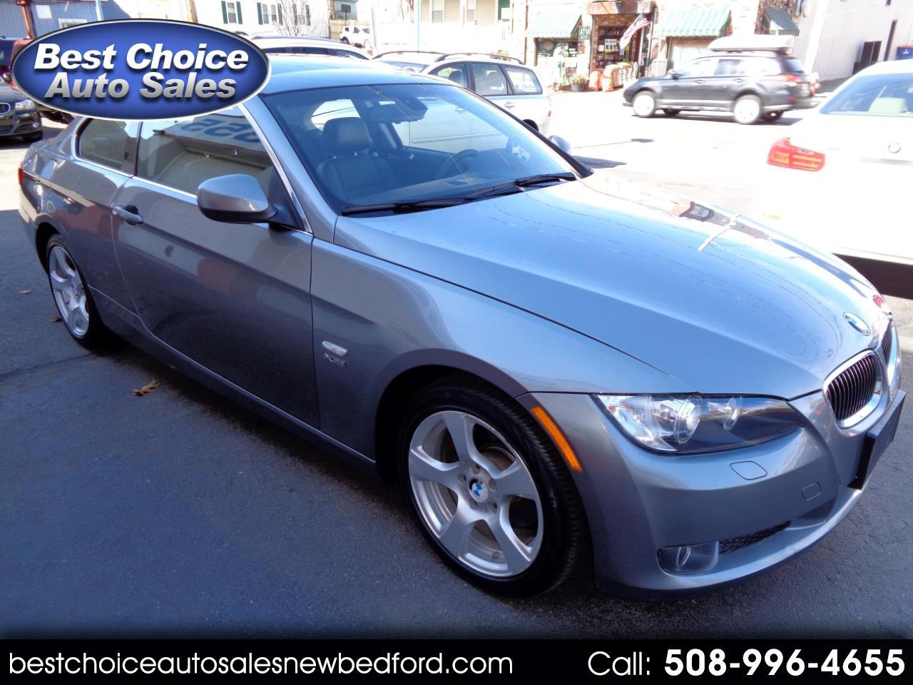 BMW 3-Series 328i xDrive Coupe - SULEV 2010