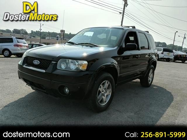 2005 Ford Escape Limited 2WD