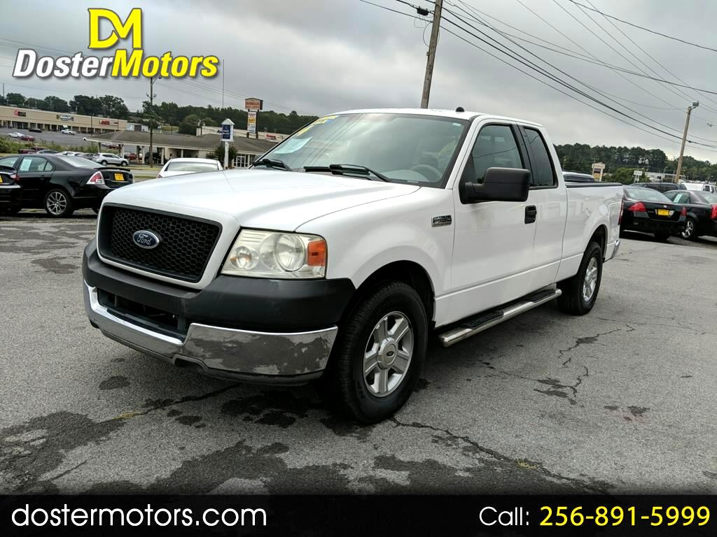 "2004 Ford F-150 2WD Supercab 133"" XLT"