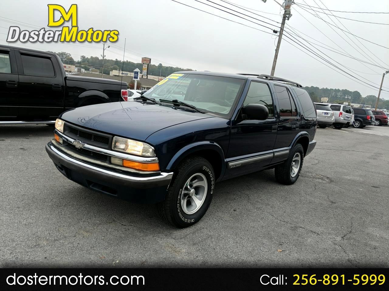 Chevrolet Blazer LS 4-Door 2WD 2000