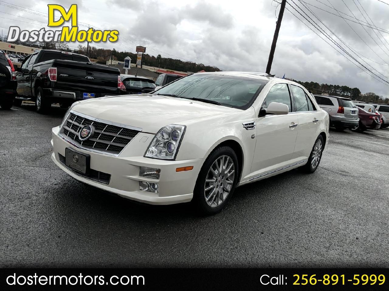 Cadillac STS V8 Luxury 2010