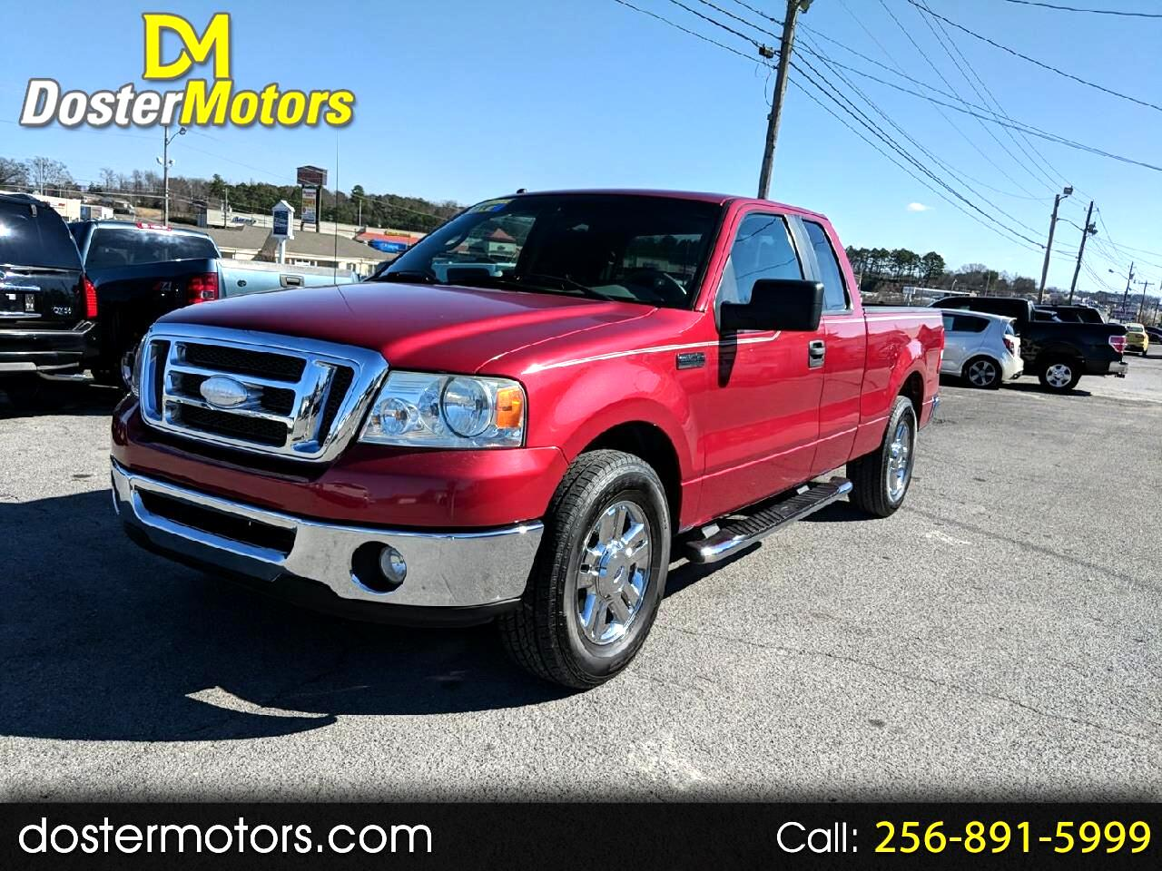 "Ford F-150 2WD SuperCab 145"" XLT 2007"