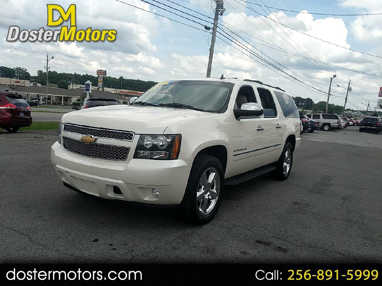 Chevrolet Suburban  2013