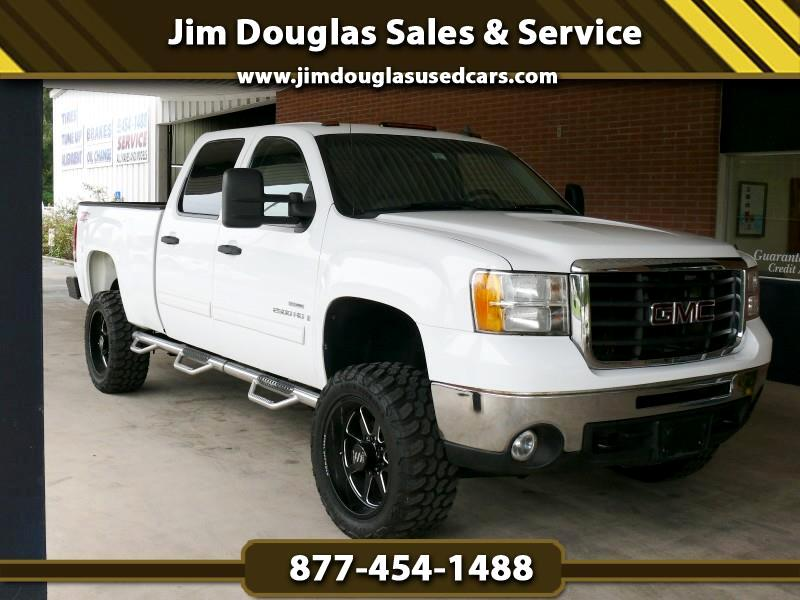 GMC Sierra 2500HD SLE1 Crew Cab Long Box 4WD 2009