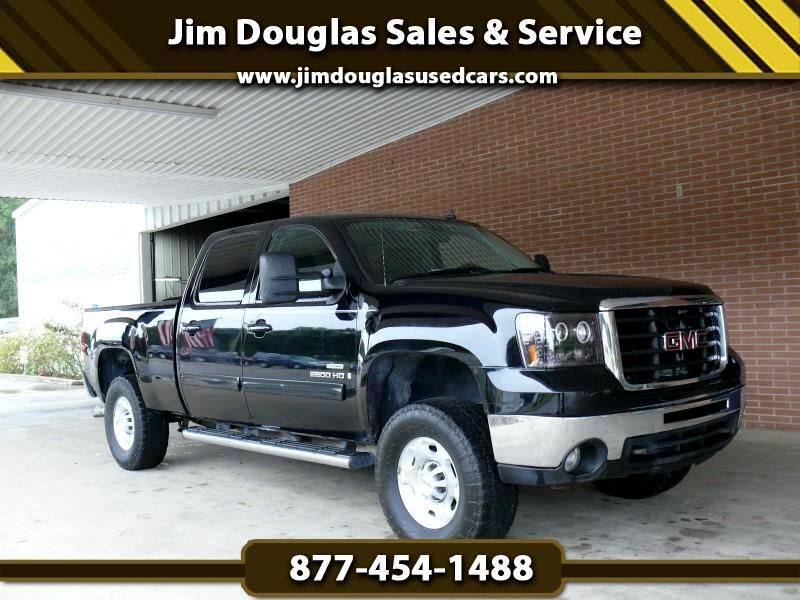 GMC Sierra 2500HD SLT Crew Cab Std. Box 4WD 2009
