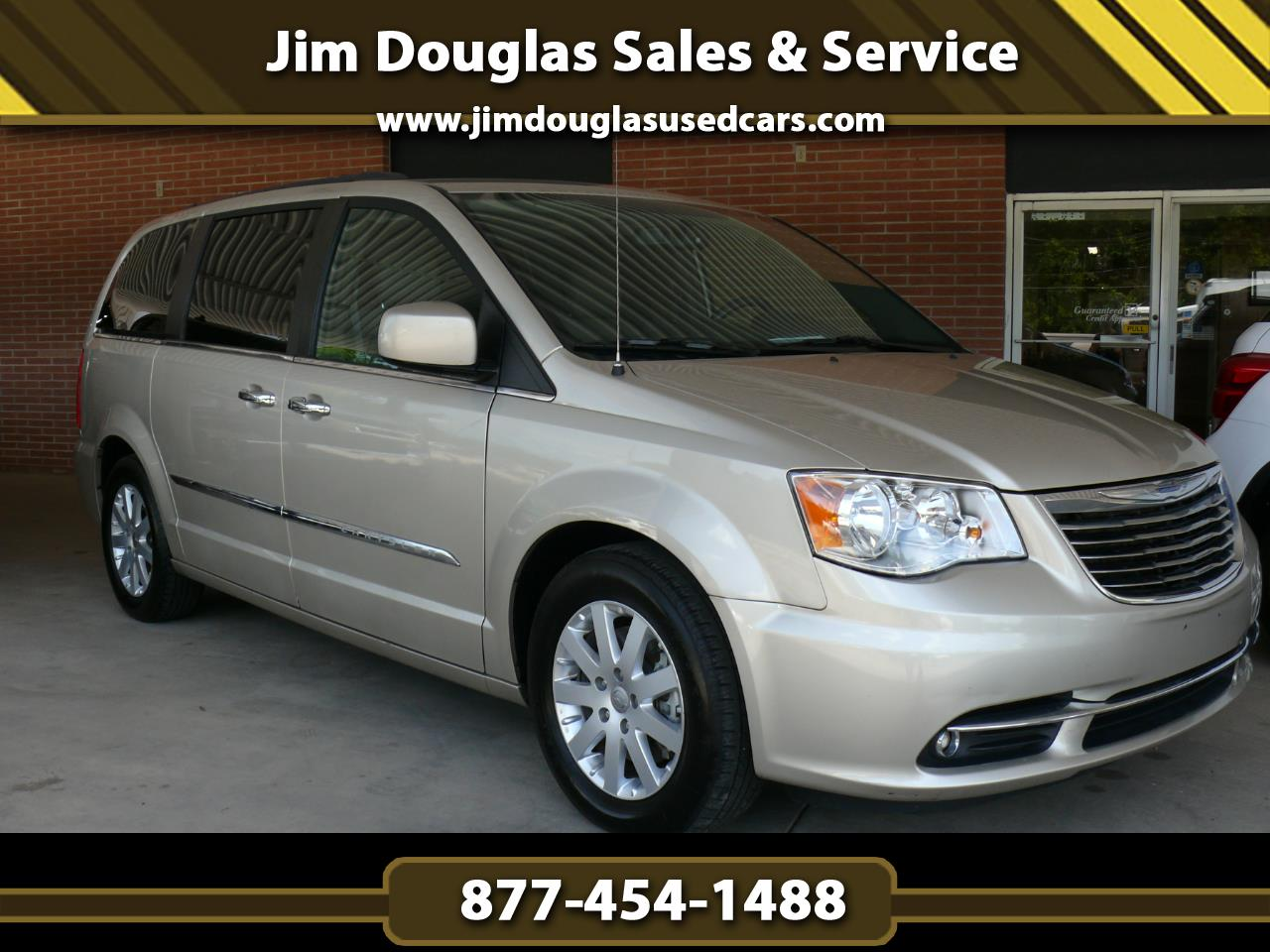 Chrysler Town & Country Touring 2015