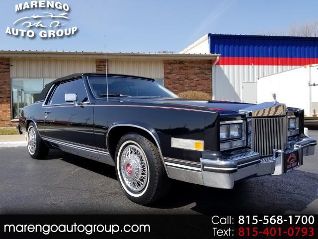 1985 Cadillac Eldorado Coupe
