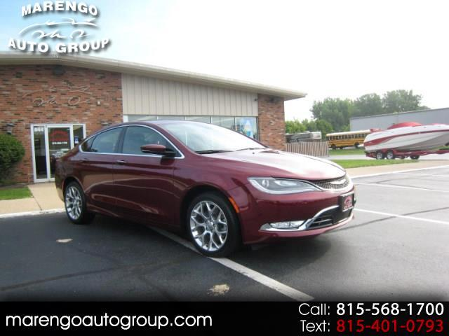2015 Chrysler 200 C AWD
