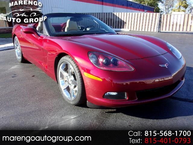 2007 Chevrolet Corvette 2dr Conv
