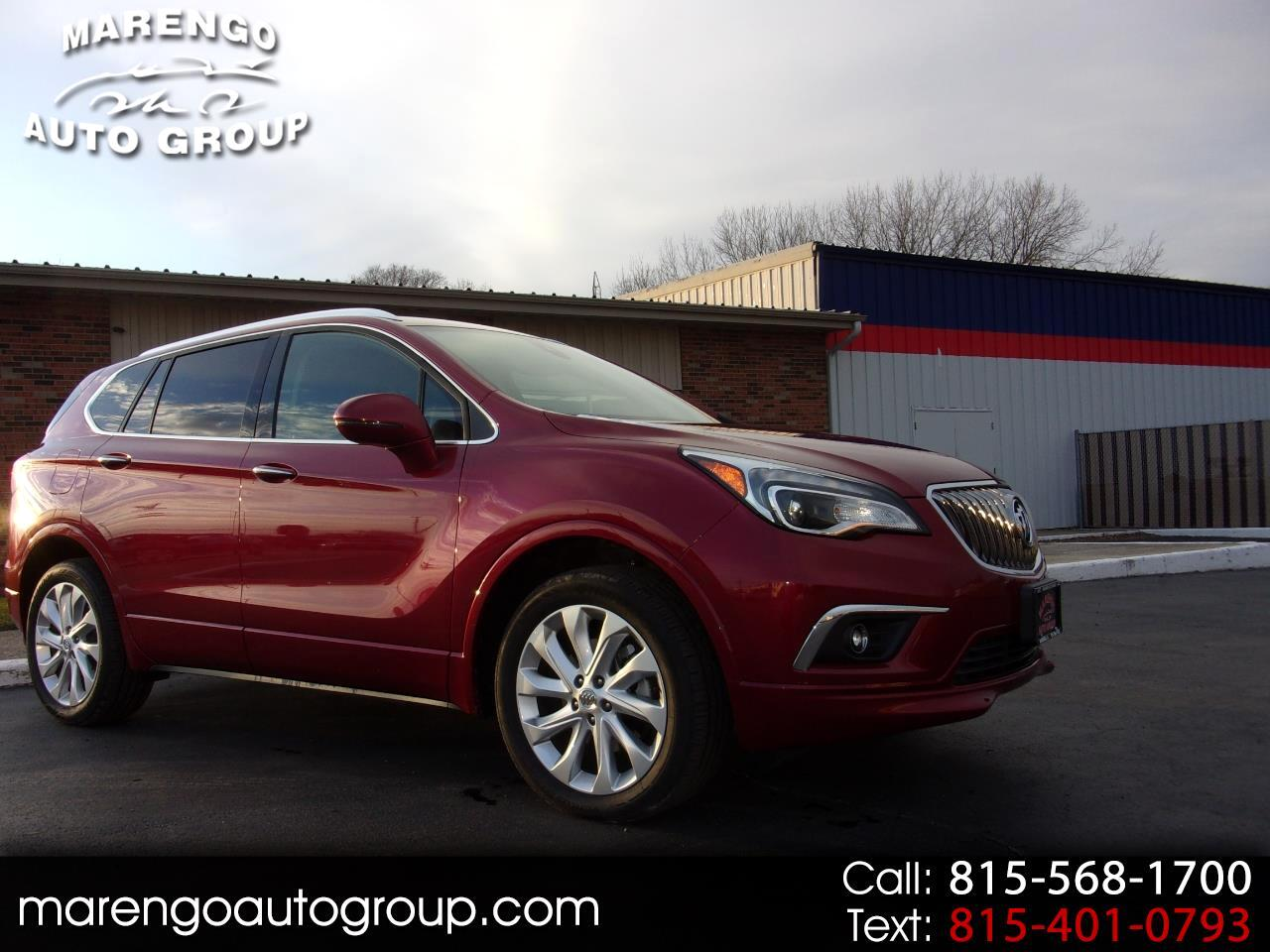 2018 Buick Envision AWD 4dr Premium II