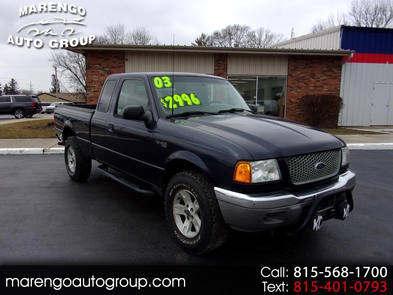 2003 Ford Ranger 2dr Supercab 4.0L XLT Value 4WD
