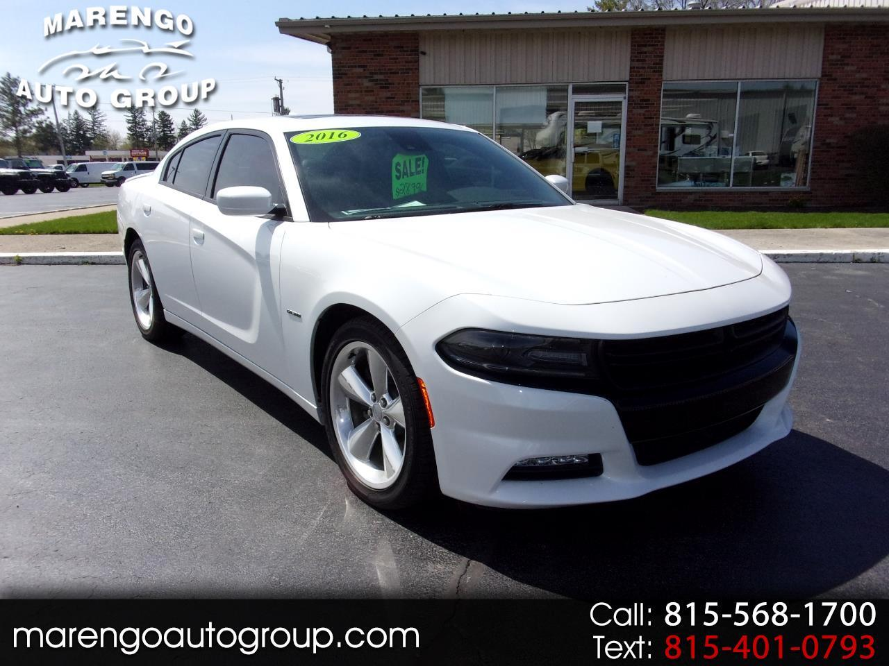 2016 Dodge Charger 4dr Sdn Road/Track RWD