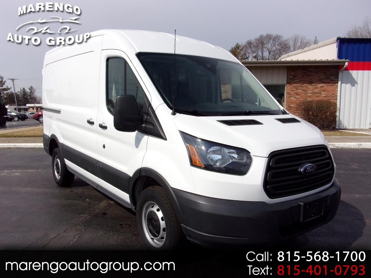 "2018 Ford Transit Van T-250 130"" Med Rf 9000 GVWR Sliding RH Dr"