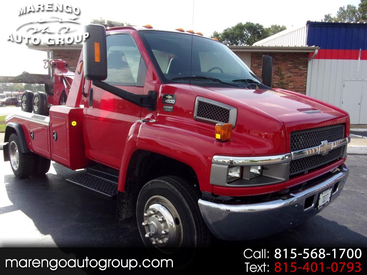 2009 Chevrolet CC4500 Regular Cab 2WD