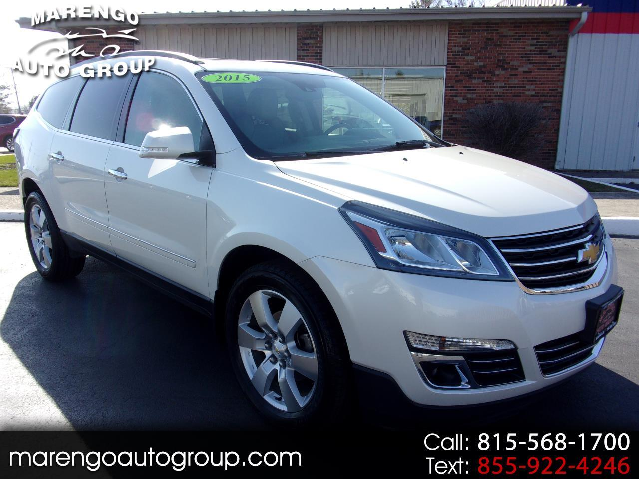 Chevrolet Traverse AWD 4dr LTZ 2015