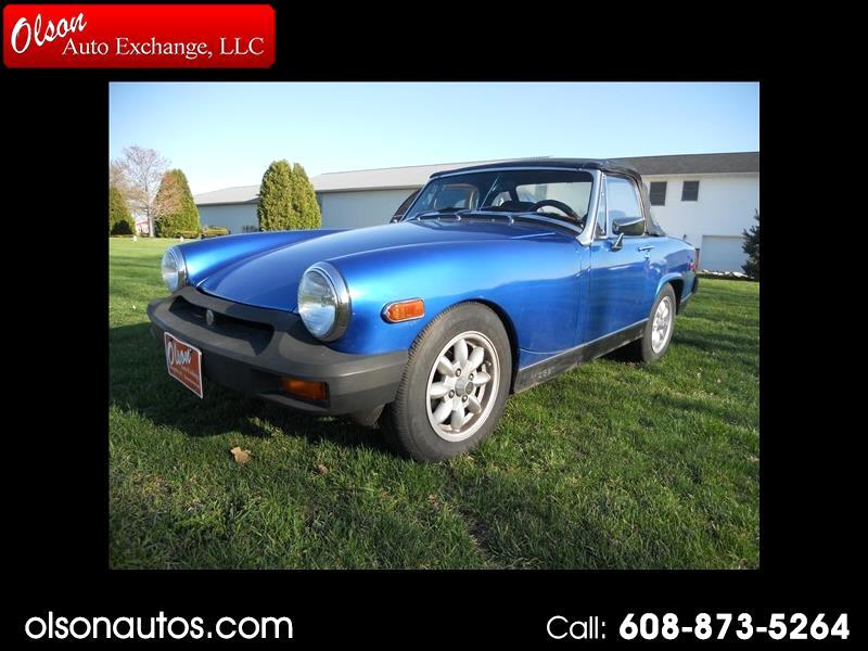 1976 MG Midget Mark IV