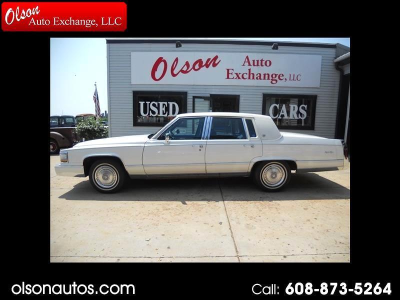 Cadillac Brougham Base 1991