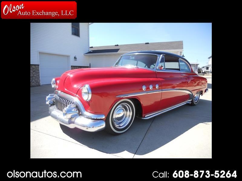 1952 Buick 8