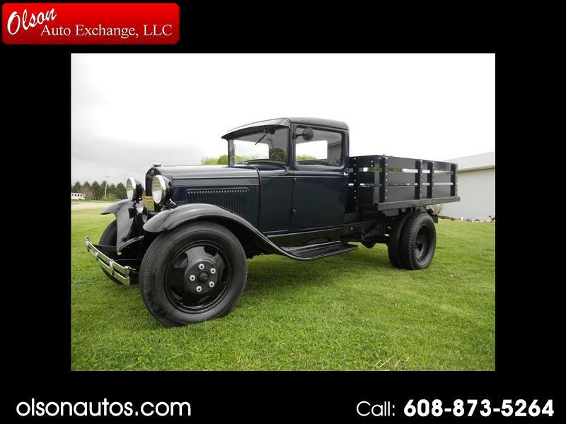 Ford AA  1930