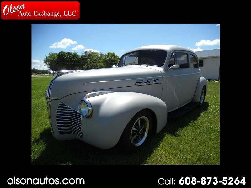 Pontiac Sedan  1940