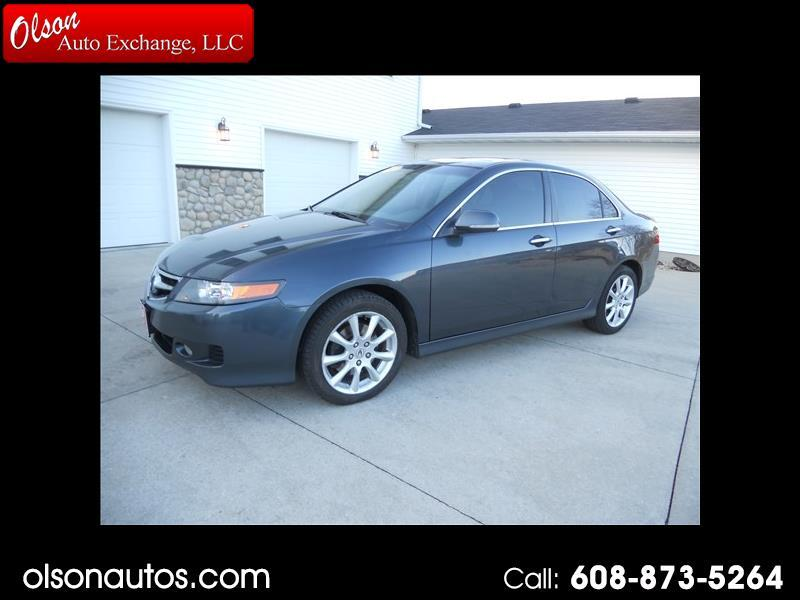 Acura TSX 5-speed AT 2007