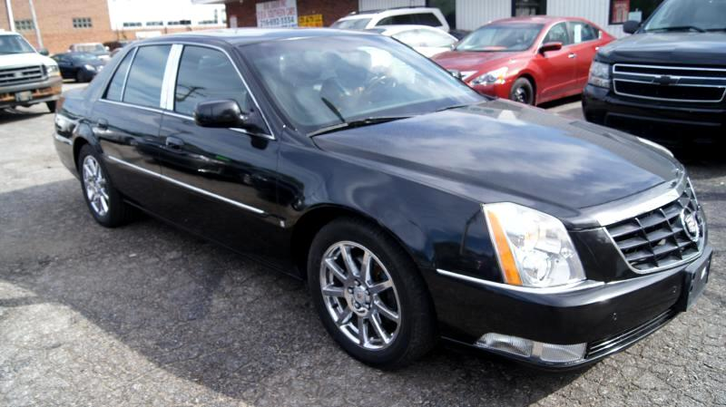 2007 Cadillac DTS Performance
