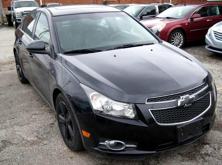 Chevrolet Cruze 2LT 2012