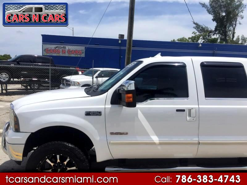 2004 Ford F-250 SD Lariat 2WD