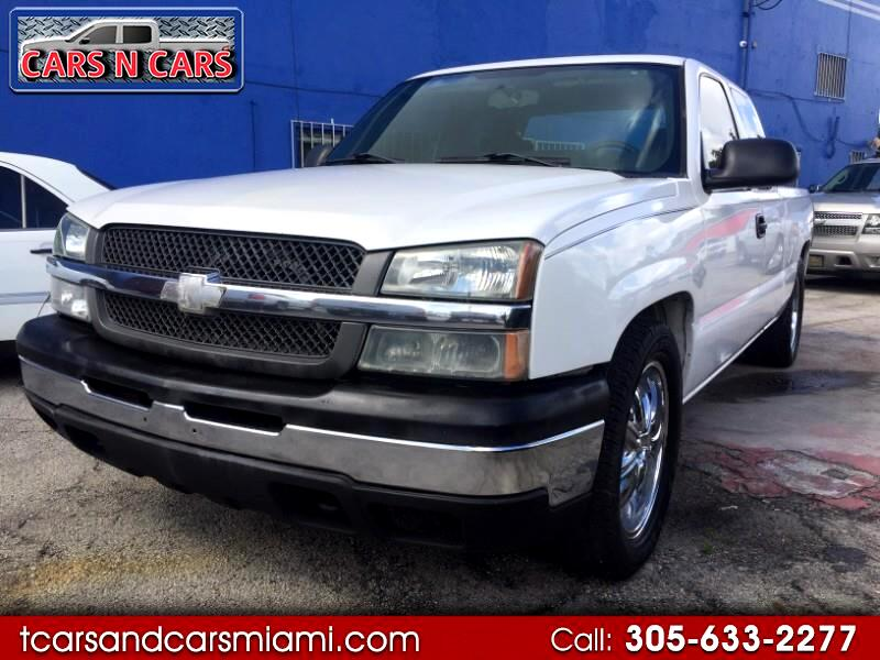 Chevrolet Silverado 1500 LS Ext. Cab Short Bed 2WD 2005