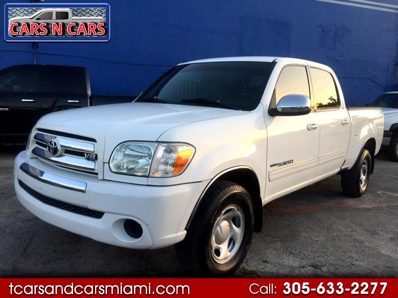Toyota Tundra SR5 Double Cab 2WD 2005