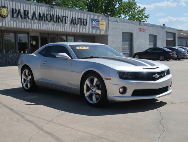 2010 Chevrolet Camaro 1LS Coupe