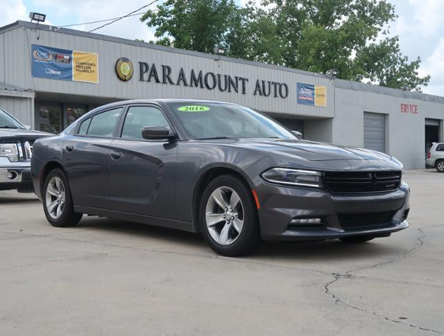 2016 Dodge Charger 3.5L RWD