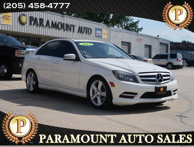 2011 Mercedes-Benz C-Class 4dr Luxury Sdn 3.0L