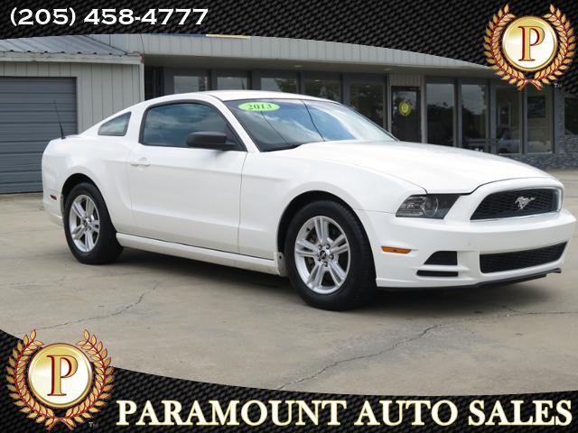 2013 Ford Mustang 2-Door Hatchback
