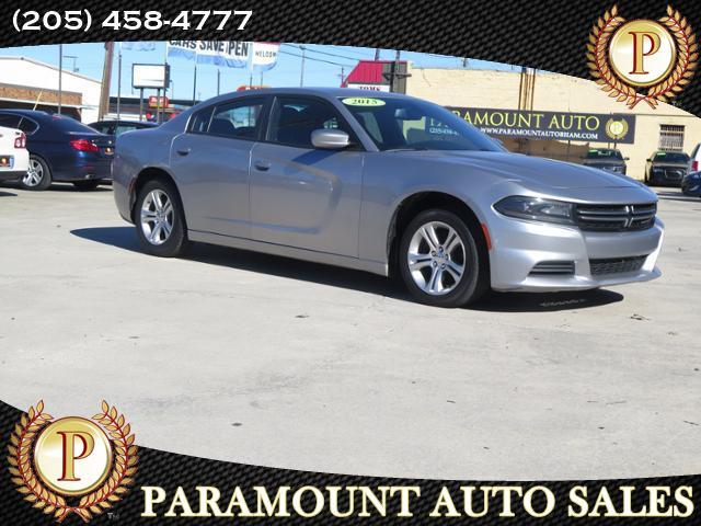 2015 Dodge Charger 4dr Sdn AWD