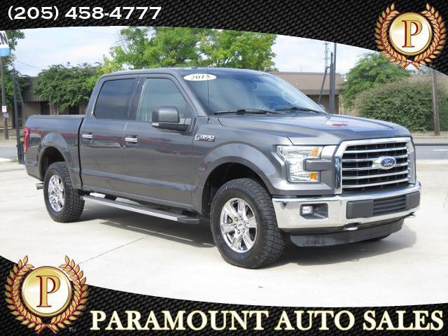 "2015 Ford F-150 4WD SuperCab 133"" FX4"